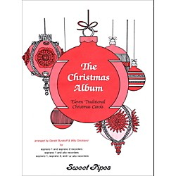 Sweet Pipes The Christmas Album (SP2335)