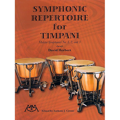 Meredith Music Symphonic Repertoire For Timpani - Mahler Symphonies 1-3-thumbnail