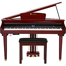 Williams Symphony Grand Digital Piano with Bench (Mahogany)