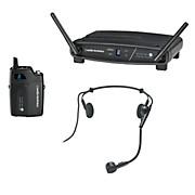 Audio-Technica System 10 2.4GHz Digital Wireless Headset System w/ PRO-8HECW