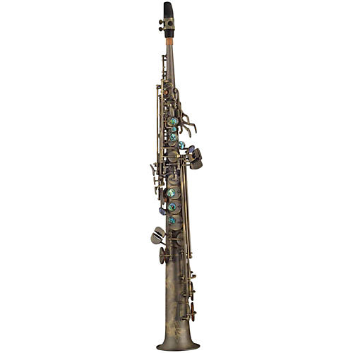 P. Mauriat System 76 One-Piece Professional Soprano Saxophone-thumbnail