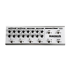 T-Rex Engineering Magnus Boutique Multi-Effects Guitar Pedal (MAGNUS)