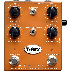 T-Rex Engineering Replica Delay/Echo Pedal (REPLICA)