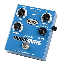T-Rex Engineering Room-Mate Junior Reverb Guitar Effects Pedal (ROOM-MATE-JUNIOR)