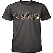 "Taboo T-Shirt ""Guitar Stripe"""
