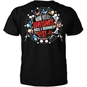 """Taboo T-Shirt """"One More Drum"""""""