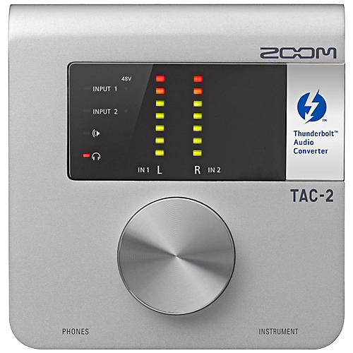 Zoom TAC-2 Two Channel Thunderbolt Interface-thumbnail