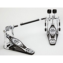 TAMA Iron Cobra 200 Series Double Bass Drum Pedal (HP200PTW)