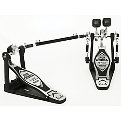 TAMA Iron Cobra 600 Series Double Bass Drum Pedal (HP600DTW)