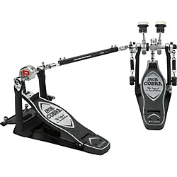 TAMA Iron Cobra Power Glide Double Pedal (HP900PSWN)