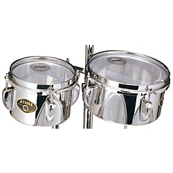 TAMA Mini Steel Timbales (MT68ST)