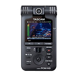 TASCAM DR-V1HD Handheld Video / Linear PCM Recorder (DR-V1HD)