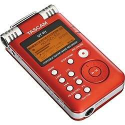 TASCAM GT-R1 Portable Guitar/Bass Recorder (GT-R1)