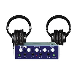 TASCAM HP4 TH-200X Headphone Package (HP4 TH-200X Pack)