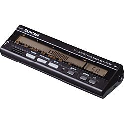 TASCAM TG-7 Guitar and Bass Tuner/Metronome (TG-7)