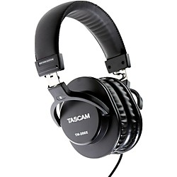 TASCAM TH-200X Studio Headphones (USED004000 TH-200X)