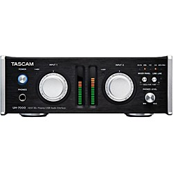 TASCAM UH-7000 High Resolution Interface and Stand Alone Microphone Preamp (UH-7000)