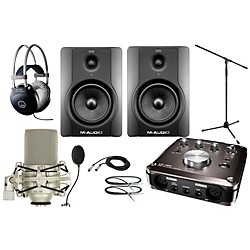 TASCAM US-366 MXL 990 Package (US-366 MXL 990 Package)