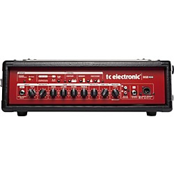 TC Electronic BH500 500W Bass Amp Head (990900011 RESTOCK)