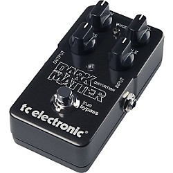 TC Electronic Dark Matter Distortion Guitar Effects Pedal (960720001)