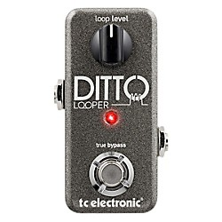 TC Electronic Ditto Looper Guitar Effects Pedal (960801001)
