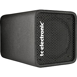 TC Electronic RS112 200W 1x12 Bass Speaker Cabinet (991000004)