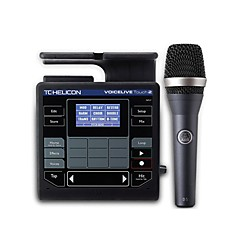 TC Electronic Voicelive Touch 2 with AKG D5 Mic Bundle (VoiceLiveTouch2 AKG D5 Mi)