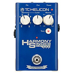 TC Helicon Harmony Singer Effects Pedal (996361005)