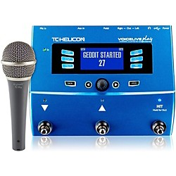 TC Helicon VoiceLive Play with Cobalt CO9 Mic Bundle (VoiceLivePlay Cobalt9 Mic)