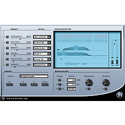 TC Helicon VoiceModeler Plug-in for PowerCore (945-040101)