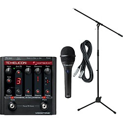 TC Helicon VoiceTone Correct XT with MP-75 Mic (MP75VTCORRECTXT)