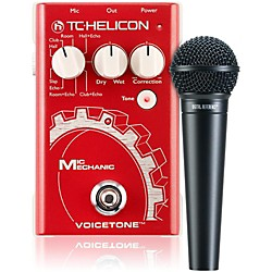TC Helicon VoiceTone Mic Mechanic with DRV100 Mic Bundle (VoiceToneMicMech DRV100 M)