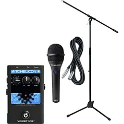 TC Helicon VoiceTone Single C1 with MP-75 Mic (MP75C1)