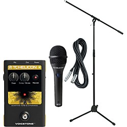 TC Helicon VoiceTone T1 with MP-75 Mic (MP75T1)
