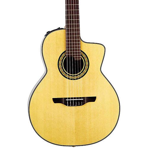 Takamine TC135SC Classical 24-Fret Cutaway Acoustic-Electric Guitar-thumbnail