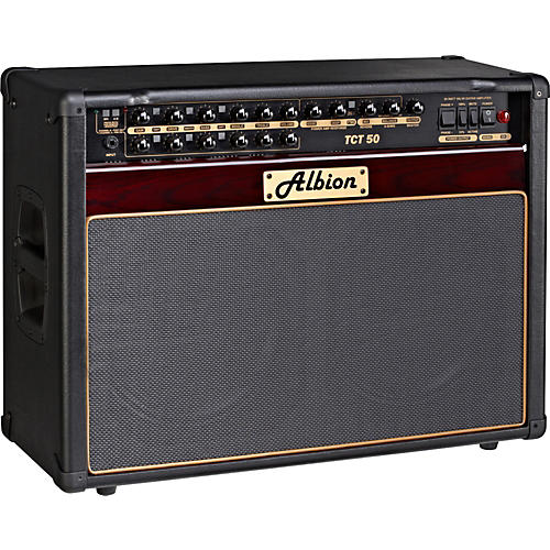 Albion Amplification TCT Series TCT50C 50W Tube Guitar Combo Amp-thumbnail