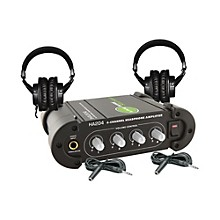 Tascam TH-200X Headphone Amp Package