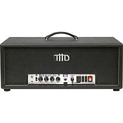 THD BiValve-30 Box Head 30W Tube Guitar Amp (BIVHEDBLK)