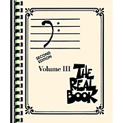 Hal Leonard THE REAL BOOK VOLUME 3 C EDITION