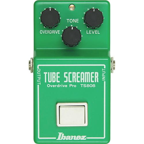 Ibanez TS808 Vintage Tube Screamer Reissue