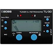 Boss TU-30 Metronome & Tuner Combo
