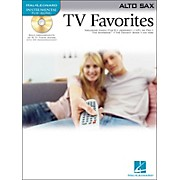 Hal Leonard TV Favorites for Alto Sax Book/CD