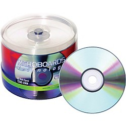 Taiyo Yuden 4.7 GB DVD-R, 8X, Silver Thermal, 100 Disk Spindle (DVD-R47ZZ100SB8)