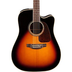 Takamine G Series Dreadnought Cutaway Acoustic-Electric Guitar (GD51CE-BSB)