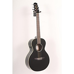 Takamine G Series Mini Acoustic-Electric Gloss Guitar (USED005004 EGMINI-BK)