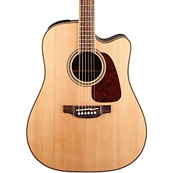 Takamine GD93CE G Series Dreadnought Cutaway Acoustic-Electric Guitar (GD93CE-NAT)