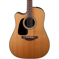 Takamine Pro P1DC-LH Left-Handed Acoustic-Electric Guitar (P1DC-LH_137670)