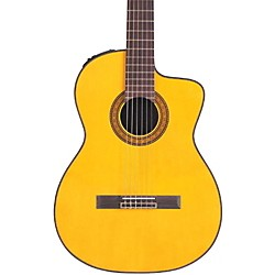 Takamine TC132SC Acoustic-Electric Nylon String Guitar (TC132SC)