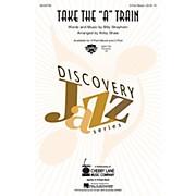 Cherry Lane Take the A Train 2-Part Arranged by Kirby Shaw