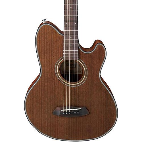 Ibanez Talman Double Cutaway Acoustic-Electric Guitar-thumbnail